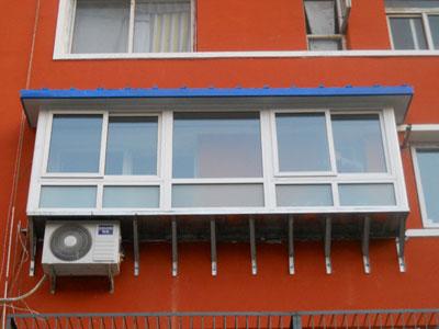丰台刘家窑南里9号楼飘窗阳光房塑钢门窗封阳台