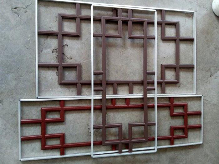 断桥铝仿古窗_北京日祥门窗厂