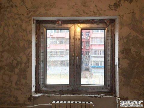大兴亦庄小康家园7号楼断桥铝门窗项目