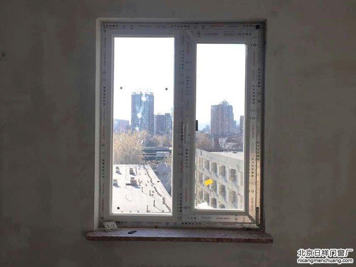 丰台区六里桥北里3号院6号楼断桥铝封阳台