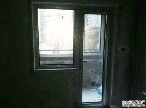 丰台区莲香园2号楼断桥铝门连窗卧室窗等