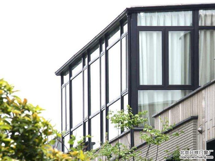 铝合金结构阳光房