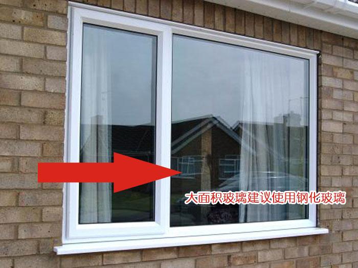 家里换窗是否需要钢化玻璃?
