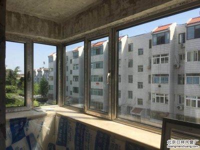 石景山阜石路忠旺断桥铝门窗大70封阳台换窗户