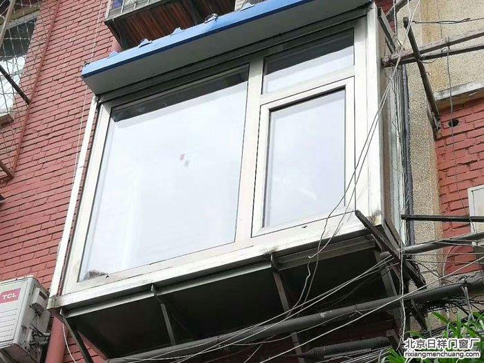 飘窗小阳台阳光房制作