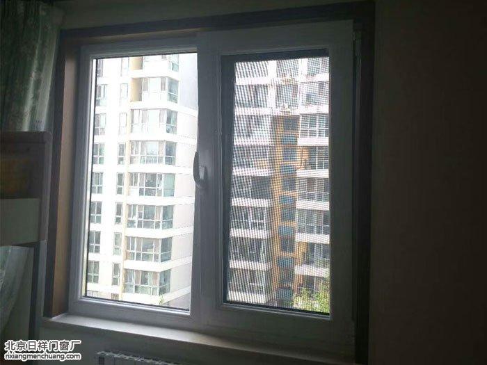 朝阳酒仙桥燕莎后定做门窗更换现场实拍