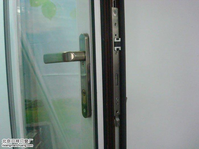 坚朗斯60系列断桥铝平开门