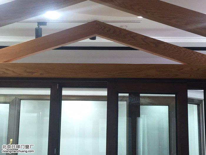 木质结构阳光房
