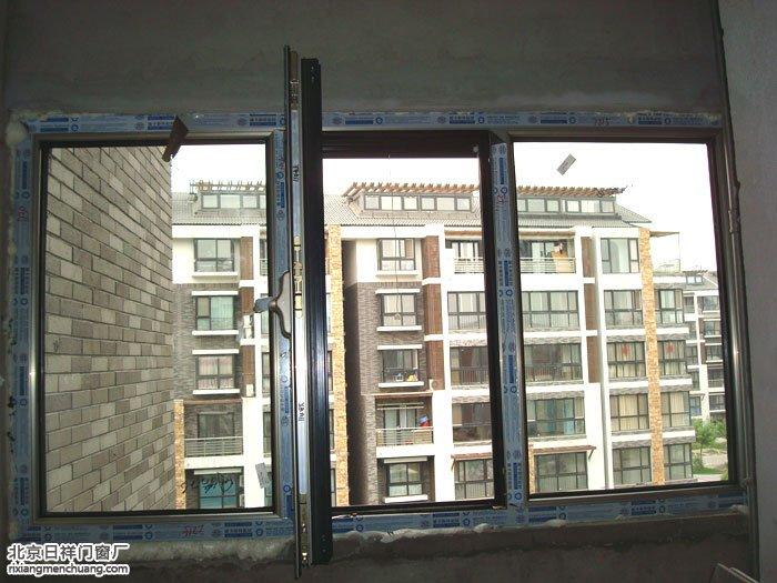 丰台南宫景苑换门窗安装70断桥铝门窗
