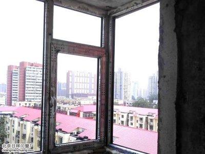顺义会展誉景上院断桥铝窗安装封阳台