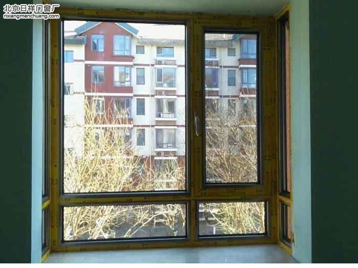 大兴旧宫美丽新世界换窗户安装阳台小飘窗坚美断桥铝窗