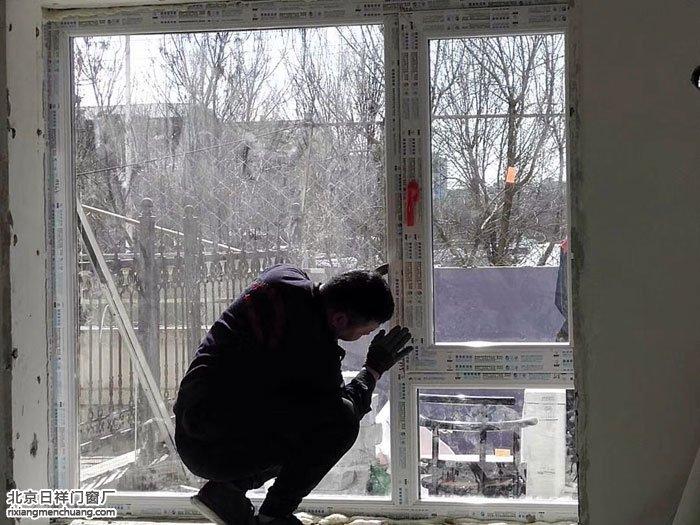 望京大山子安装隔断门窗阳台窗卧室窗案例