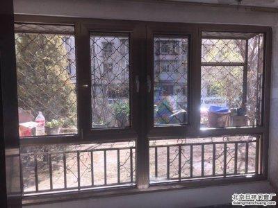 丰台成寿寺坚美断桥铝70系列12道密封换阳台窗户