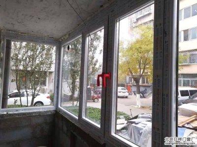 海淀区马神庙塑钢窗换断桥铝坚美70系列隔音窗换窗户