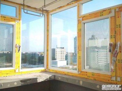 海淀农大南路附近断桥铝门窗安装坚美断桥铝封阳台换窗户