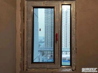 北京通州马驹桥断桥铝隔音窗安装